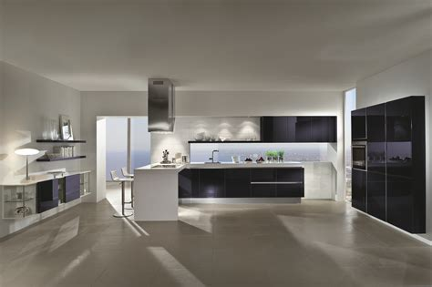 Modern Glass Kitchen Cabinets Nd