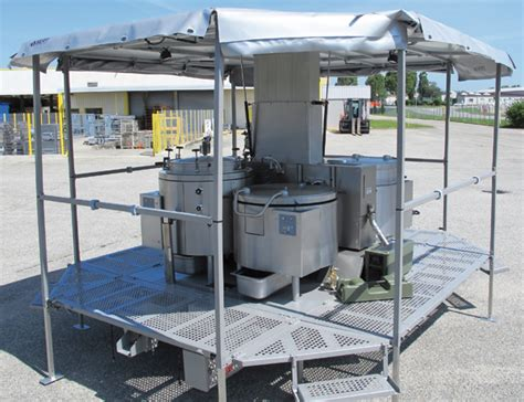 Field Kitchen by March 233 Catering Trailers Or Platforms