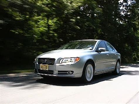2007 Volvo S80 Review Roadfly 2007 Volvo S80 Car Review