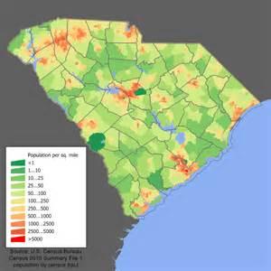 carolina maps file south carolina population map png wikimedia commons
