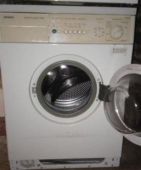 siemens waschmaschine extraklasse siemens waschmaschine extraklasse f 1000 in rheinstetten