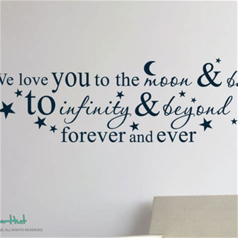 we you to infinity and beyond we you to the moon and back to infinity and beyond