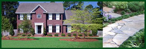 landscaping lawn maintenance irrigation in fayetteville nc