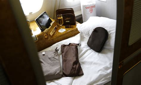 what it s like to fly first class on emirates business