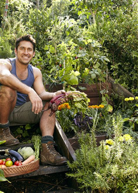 writers live jamie durie introduces edible garden design berkelouw upcoming events