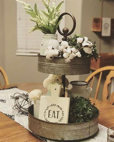 farmhouse kitchen table centerpiece best 25 farmhouse table centerpieces ideas on