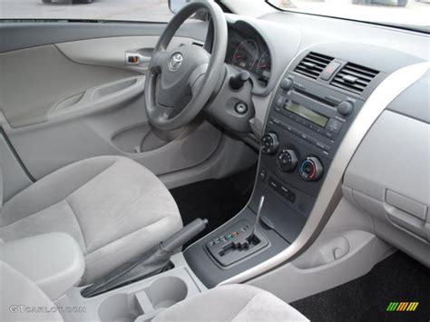 2009 Toyota Corolla Interior by 2009 Toyota Corolla Interior Photo 38678054 Gtcarlot