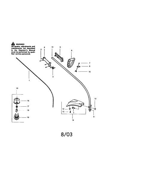 craftsman eater parts diagram craftsman poulan eater parts model 358798212