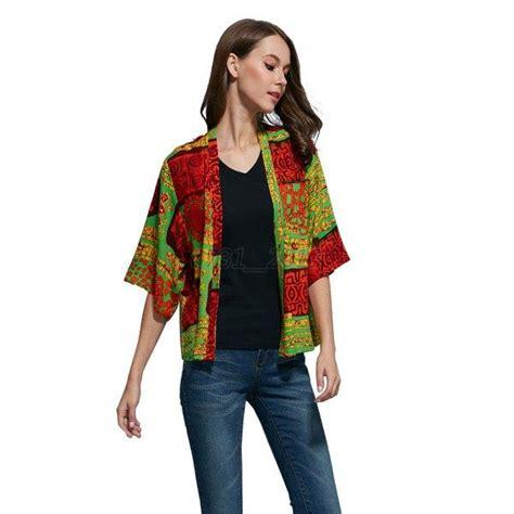 Flower Print Kimono Kimono Cardigan Wanita vintage flower print ethnic kimono cardigan jacket blouse tops ebay