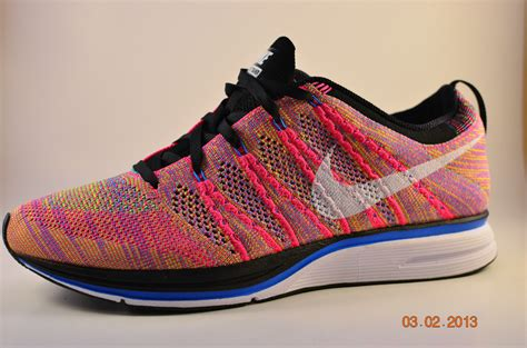 nike air knit trainer nike flyknit trainer multicolor sle sole collector