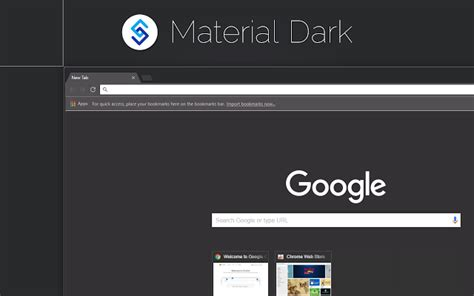 dark theme chrome android download material dark theme for chrome