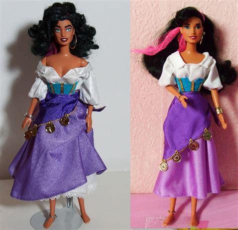 doll x fem reader disney esmaralda ooak doll by lulemee on deviantart