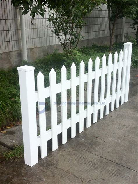 Plastic Garden Fencing Plastic Garden Fence Panels With Different Colors Options
