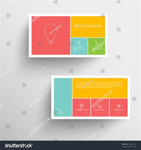 business card template with two addresses sle business cards with two addresses gallery card
