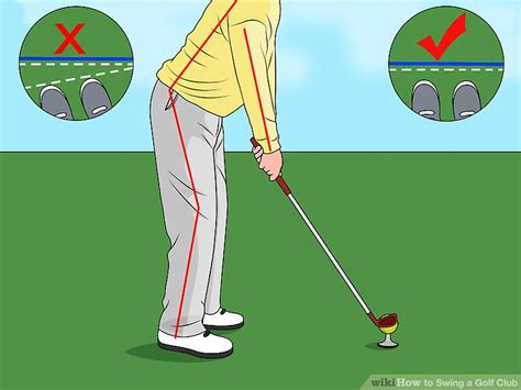 how to swing golf clubs the best way to swing a golf club wikihow