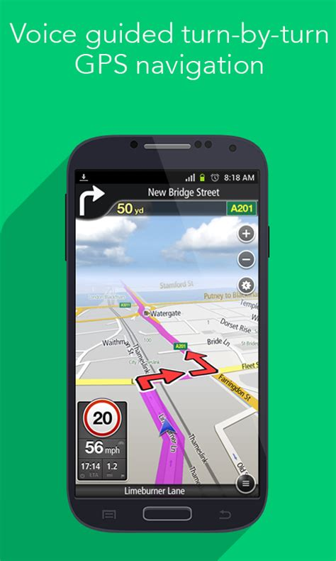 free gps app for android navmii gps world navfree android apps on play