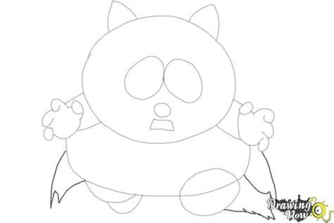 how to a coon how to draw eric cartman as the coon drawingnow