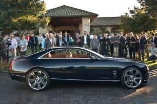 Cadillac Elmiraj Release Date Cadillac Elmiraj Concept Reveal With Crowd Photo 10