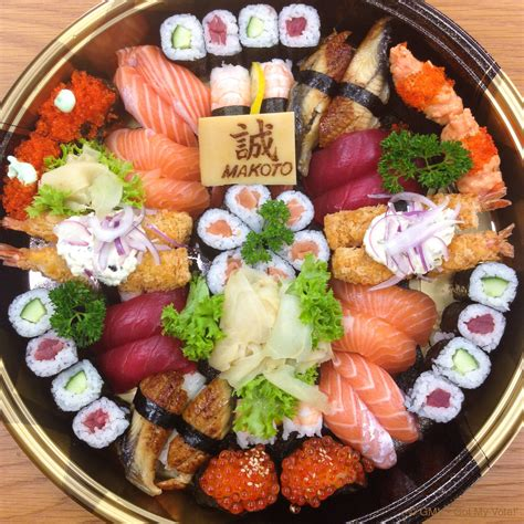 where to buy the best where can you buy the best sushi party platter in sydney