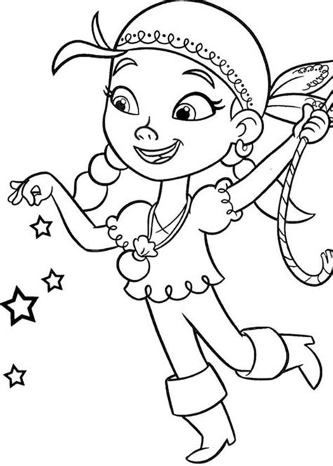 Girl Pirate Coloring Pages Coloring Home Pirate Coloring Pages For Coloring Home