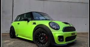 Light Green Mini Cooper Mini Cooper S R56 Lime Green Mini Minicooper Rvinyl
