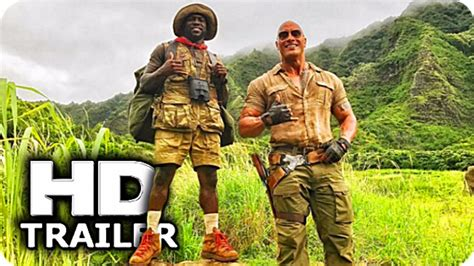 Jumanji Movie Part 2 | jumanji 2 welcome to the jungle official trailer