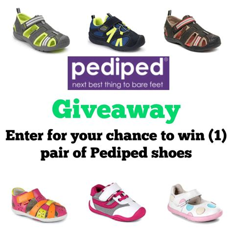 Shoe Sweepstakes - mamathefox pediped shoe giveaway mamathefox