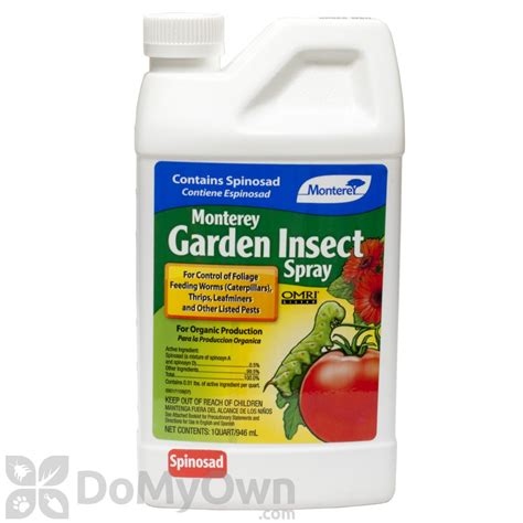 Monterey Garden Insect Spray by Monterey Garden Insect Spray 1 Pt Lg6150