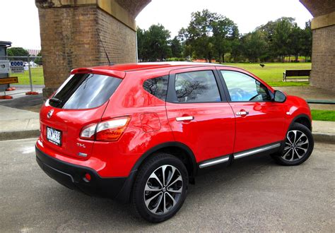nissan reviews nissan dualis review caradvice