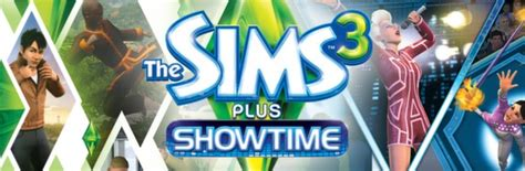 The Sims3 Show Time the sims 3 plus showtime on steam