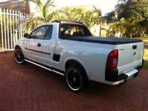Bakkie Tonneau Covers Pretoria Opel Corsa And Chev Utility Bakkie Tonneau Covers