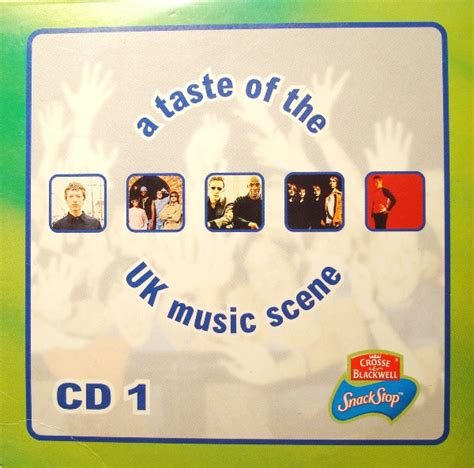 format cd for music various a taste of the uk music scene cd1 cd at discogs