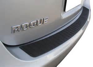 Nissan Rogue Bumper Protector 2008 2010 Nissan Rogue Rear Bumper Protector Guard