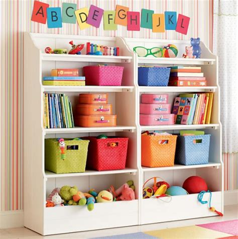 organizing design tips for kids toys