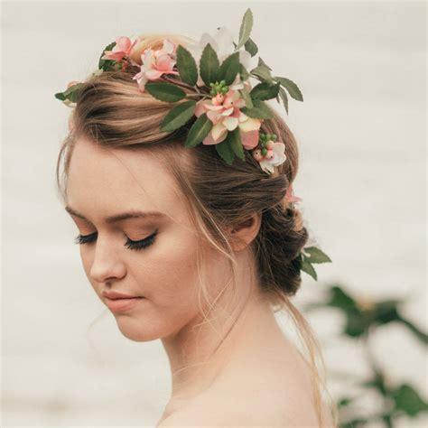 Cd Original The Lumineers Flowers In Your Hair arabella flower hair vine by vintage notonthehighstreet