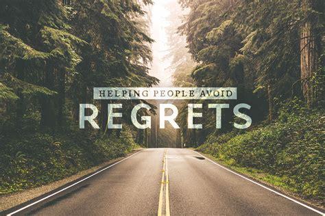 Helping People Avoid Regrets Careleader Avoiding Regret