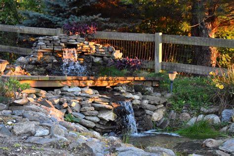 Teich Wasserfall Selber Bauen 1397 by Wasserfall Im Gartenteich 187 Sch 246 Ne Ideen Und