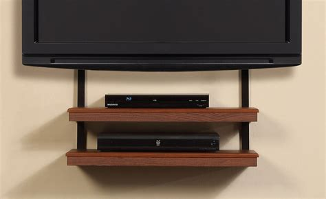 Tv Accessories Wall Shelf by Craftsmen Bedroom Design With Tv Wall Mount With Shelf In