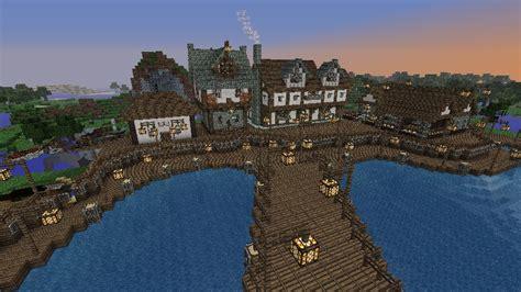 Farm House Designs by Port Royal V2 Minecraft Project