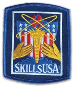 skillsusa colors skillsusa emblem