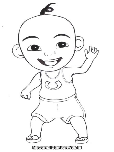 coloring pages upin ipin coloring pages upin dan ipin coloring pages for free