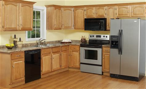 Light Oak Kitchen Cabinets What To Expect From Light Wood Kitchen Cabinets My Kitchen Interior Mykitcheninterior