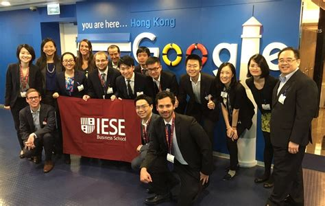 Mba Marketing In Hong Kong by Iese Mba The Mba Iese Business School Part 3