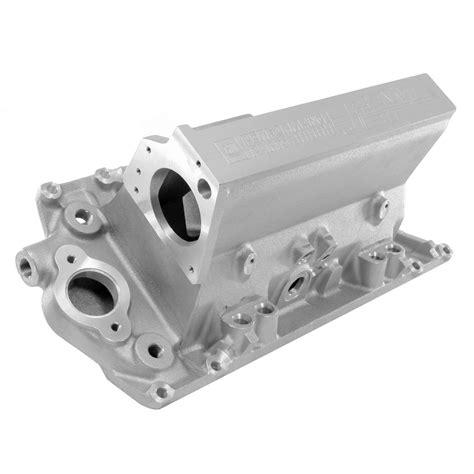ram intake manifold ram jet 350 intake manifold chevroletperformanceparts