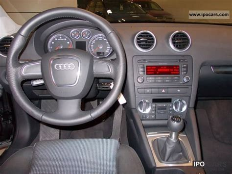 2009 audi a3 ambition air conditioning heated seats center armrest car photo and specs 2009 audi a3 ambition ahk very nice air car photo and specs