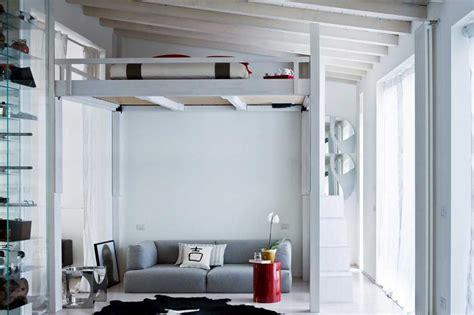soluzioni letto per piccoli spazi arredare piccoli spazi