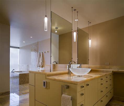 sided bathroom mirror wascha studiosbellevue penthouse