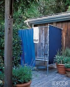 portable outdoor shower designs