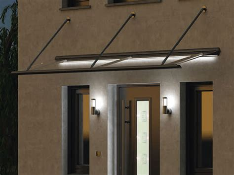 Vordach Mit Beleuchtung by Zulegro Ab Glas Design