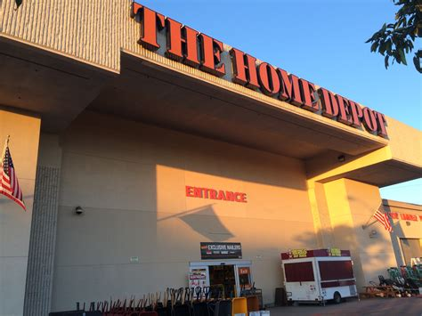 the home depot los angeles ca business information